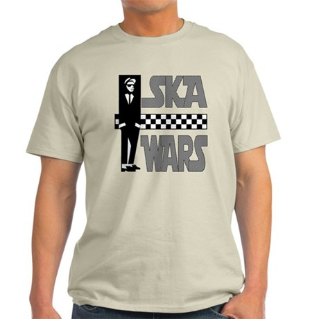 SKA WARS Black T-Shirt