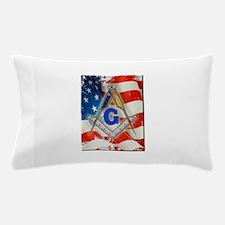 Unique Compass square Pillow Case