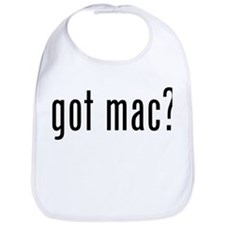 got mac? Bib
