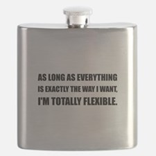 The Way I Want Totally Flexible Flask