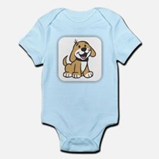 Cute Puppy Body Suit