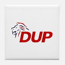 DUP Logo 2017 Tile Coaster
