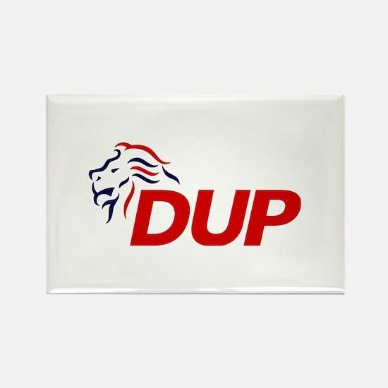 DUP Logo 2017 Rectangle Magnet