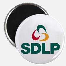 SDLP Logo Magnet