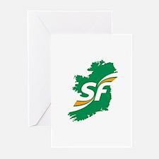Sinn Fein Logo Greeting Cards (Pk of 20)