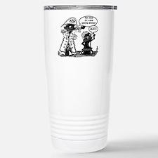 French Defense Travel Mug