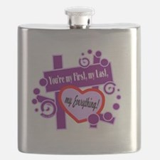 Youre My Everything-Barry White Flask