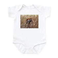 """Golden Retriever """"Keela"""" Infant Bodysuit"""