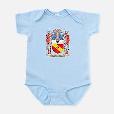 Antonelli Coat of Arms - Family Crest Body Suit