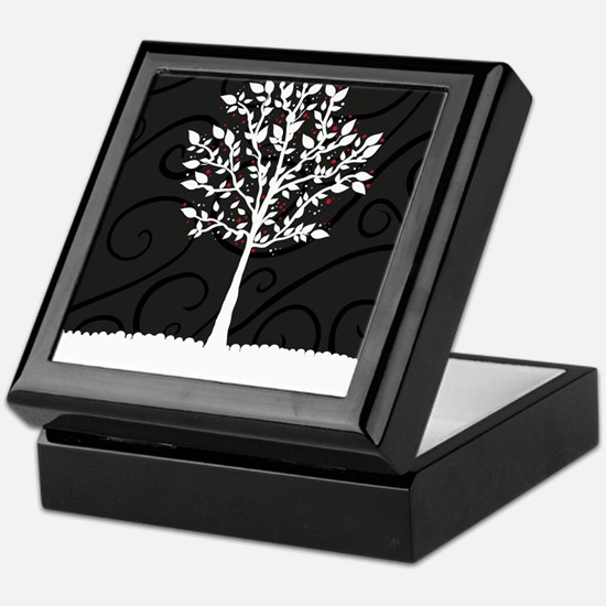 Love Tree Keepsake Box