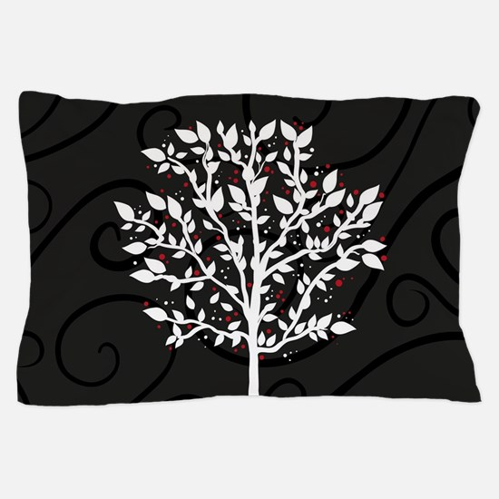 Love Tree Pillow Case
