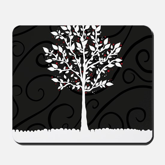 Love Tree Mousepad