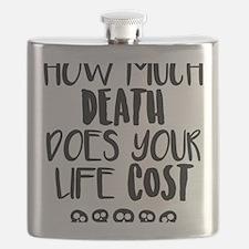 Cool Veganism Flask