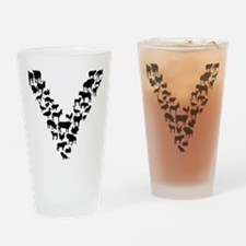 Unique Animal activism Drinking Glass