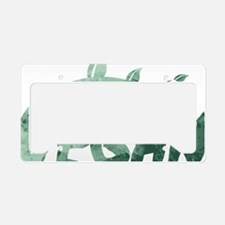 Animal rights License Plate Holder