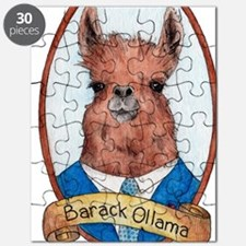Cute 44th president barack obama Puzzle