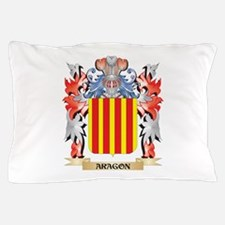 Aragon Coat of Arms - Family Crest Pillow Case