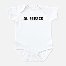 Al fresco Infant Bodysuit