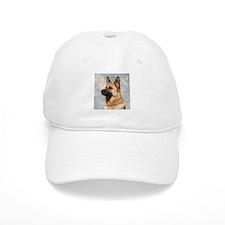 Cute German shepherd puppy Baseball Cap