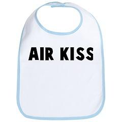 Air kiss Bib