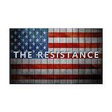 Resistance Car Magnets