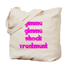 Funny Donate Tote Bag