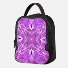 Angelic Realm Mandala Neoprene Lunch Bag