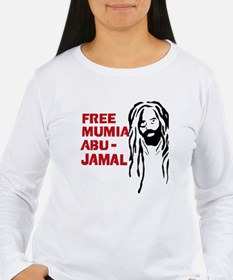 freemumia.jpg Long Sleeve T-Shirt
