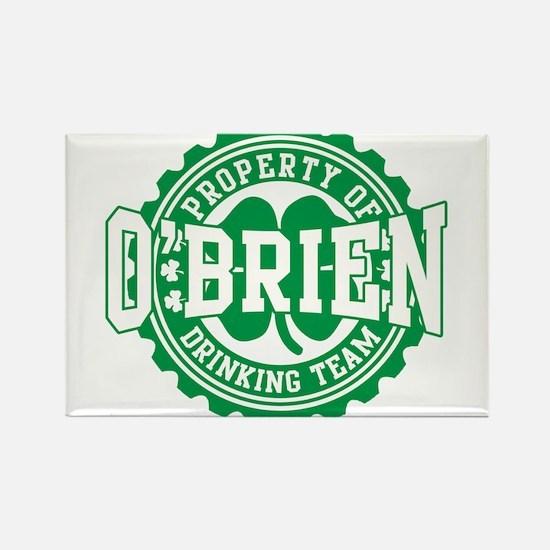 o'brien irish drinking tea Magnets