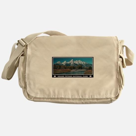 TETONS Messenger Bag