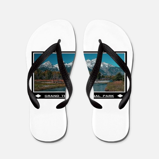 TETONS Flip Flops
