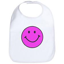 Happy Smiley Face | Bib
