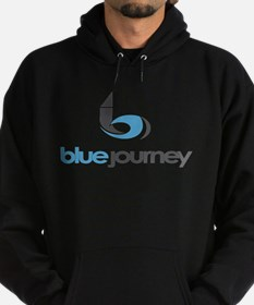 Blue Journey - Large Transp Sweatshirt
