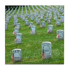 Memorial Day Tile Coaster