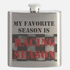 Racing Season Flask