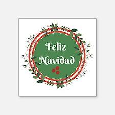 Feliz Navidad Sticker