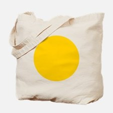 gold circle Tote Bag