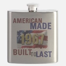 Funny Made in america Flask