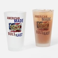 Cute American made Drinking Glass