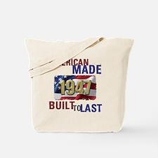 Cute Usa made Tote Bag