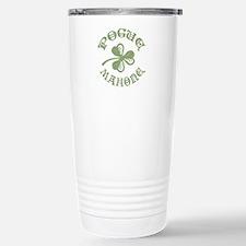 Pogue Mahone Stainless Steel Travel Mug