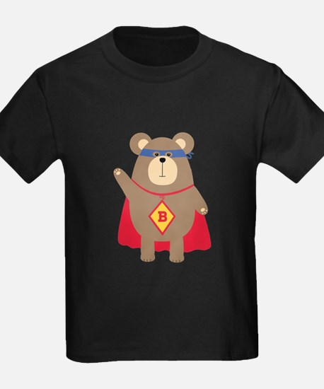 Flying Hero Bear T-Shirt