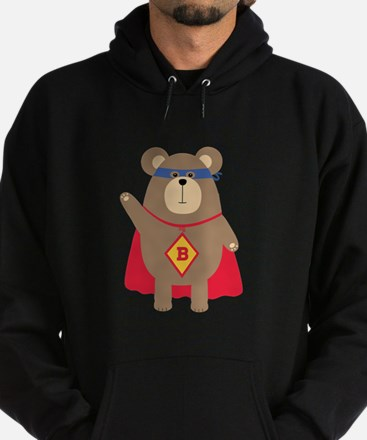 Flying Hero Bear Sweatshirt
