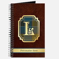 Laing Custom Tartan Journal