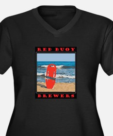 Red Buoy Brewers Plus Size T-Shirt
