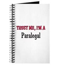 Trust Me I'm a Paralegal Journal