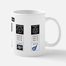Platonic Solids Mugs