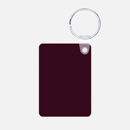 wine red burgundy plum Keychains