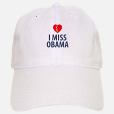 I Miss Obama Baseball Baseball Baseball Cap
