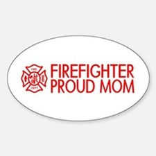 Firefighter: Proud Mom (Florian Cross) Decal